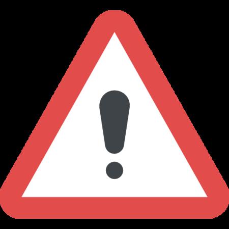 Logo attention / Permis de conduire / Démarches administratives / Accueil - Les services de l'État dans les Deux-Sèvres